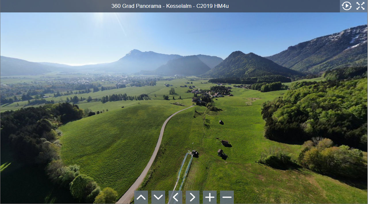 Inzell Pano 360